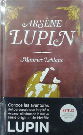 Arsène Lupin de la Librería Nacional
